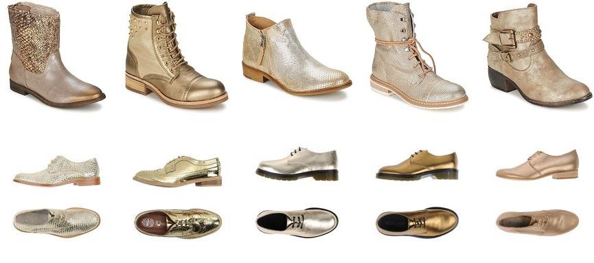 9d7c3255eea814 Goldene Schuhe - Alle Schuhe BlogAlle Schuhe Blog